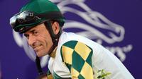 Jorge Ricardo, atlet berkuda asal Brasil yang memecahkan rekor sebagai olaharagawan peraih kemenangan terbanyak di dunia (South China Morning Post/AFP)
