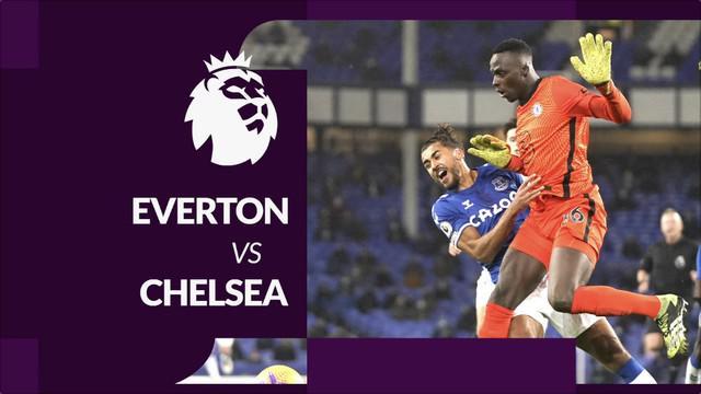 Berita motion grafis statistik Liga Inggris 2020/2021 laga pekan ke-12 antara Everton melawan Chelsea yang berakhir dengan skor 1-0, Minggu (13/12/2020) dinihari WIB.