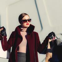 Branded fashion. (Foto: instagram/ marisa_tumbuan)