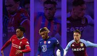 Premier League - Bek Kanan Terbaik Premier League Musim Ini: Trent Alexander-Arnold, Reece James, Matty Cash (Bola.com/Adreanus Titus)