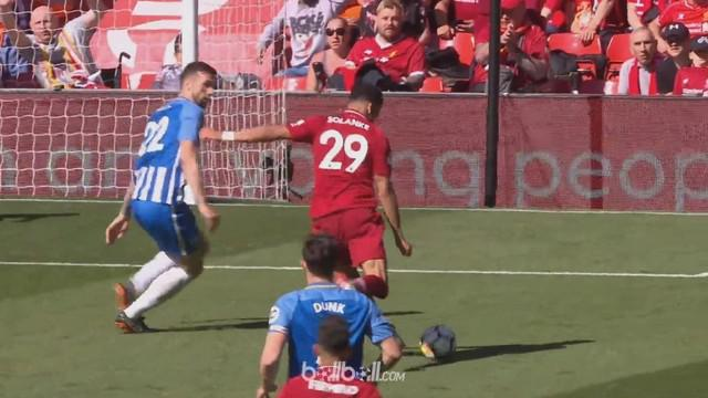 Berita video Dominic Solanke mungkin bisa menjadi solusi bagi Liverpool pada final Liga Champions 2017-2018 bila melihat aksinya di Premier League ini. This video presented by BallBall.