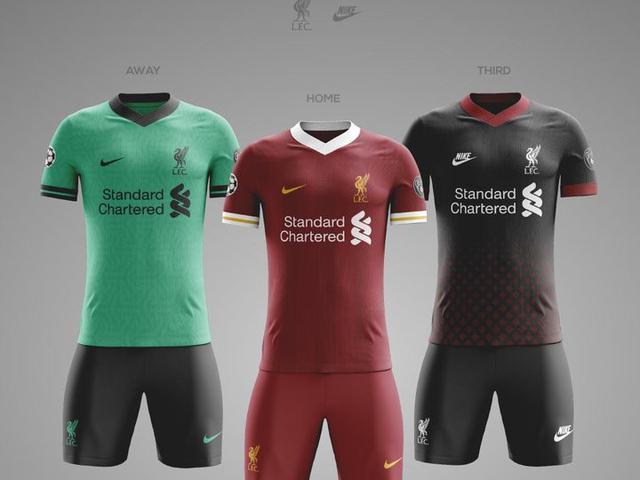 Liverpool Umumkan Jersey Baru Ini 13 Reaksi Suporter Di Dunia Maya Bola Liputan6 Com
