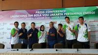 Launching Jakarta Pertamina Energi (Liputan6.com/Ahmad Fawwaz Usman)