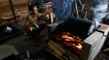Pengolahan Kopi Tradisional Aceh