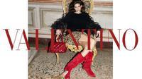 Valentino menggandeng L'Oreal untuk garap lini kosmetik (Instagram/maisonvalentino)