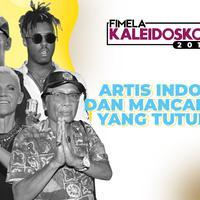 Kaleidoskop 2019: Artis Indonesia dan Mancanegara yang tutup usia (DI: Nurman Abdul Hakim)
