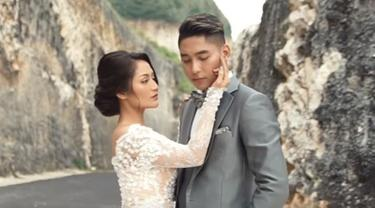FOTO: Begini Suasana Pre-wedding Siti Badriah dan Krisjiana Baharudin