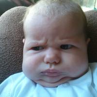 Bayi Judes Bikin Gemas di Siang yang Panas