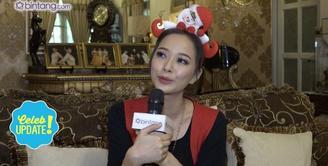 Yuanita Christiani akan merayakan malam Natal tahun ini bersama kekasihnya.