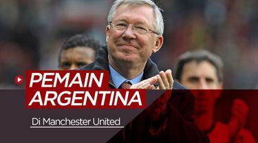 Berita Video Ada Apa Dengan Pemain Argentina Di Manchester United?