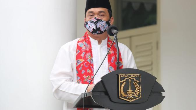 Wagub DKI Jakarta Minta Prokes 3M Diterapkan Layaknya Ibadah