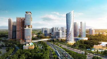 PT Adhi Commuter Properti Bangun Kota di Sentul senilai Rp16 Triliun