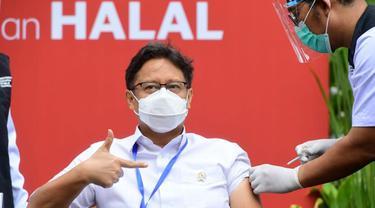 Panglima TNI hingga Raffi Ahmad Kembali Jalani Vaksinasi Kedua