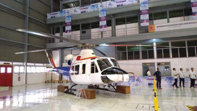 Helikopter HX-4121 Produksi PT Dirgantara Indonesia (Tommy Kurnia/Liputan6.com)#source%3Dgooglier%2Ecom#https%3A%2F%2Fgooglier%2Ecom%2Fpage%2F%2F10000