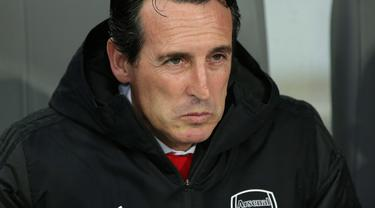 Manajer Arsenal Unai Emery Dipecat