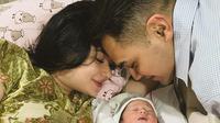 Asmirandah melahirkan (Instagram/asmirandah89)