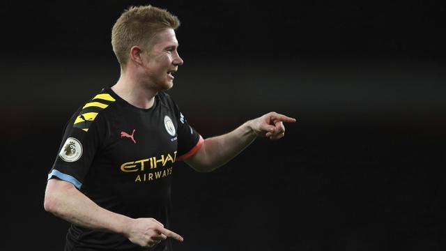 Manchester City Permalukan Arsenal 3-0 di Emirates