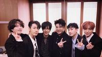 Super Junior sendiri secara resmi mengumumkan akan tampil di penutupan Asian Games 2018 dalam sebuah wawancara. (Soompi)
