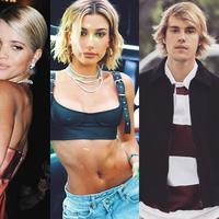 Ini potret mesra Justin Bieber dengan para mantan kekasihnya. (Sumber Foto: Instagram)