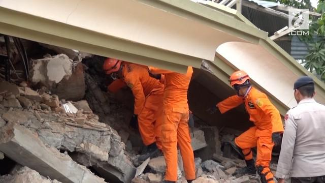 Tim SAR masih melakukan pencarian 2 WNA yang dilaporkan belum dievakuasi dari 3 Gili di Lombok setelah tragedi gempa 7 SR.