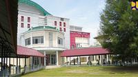 Fasilitas kesehatan RSUD Kabupaten Pidie Jaya, Provinsi Aceh. (Dok Kementerian PUPR)