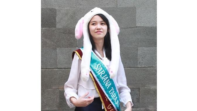Disangka Member JKT48, Ini 7 Pesona Leanna Leonardo 'Hakim' Cantik dan Imut (sumber: Instagram.com/leanna.leonardo)