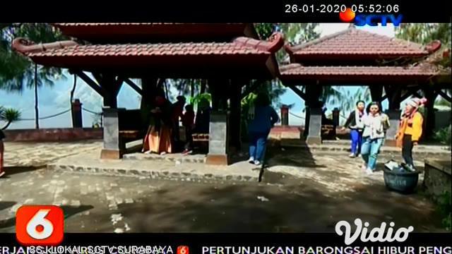 Kebijakan yang dilakukan Balai Besar (BB) Taman Nasional Bromo Tengger Semeru (TNBTS) itu untuk menghormati tradisi dan ritual masyarakat suku Tengger yang berpuasa selama wulan kepitu atau bulan ketujuh dalam kalender tahun saka.