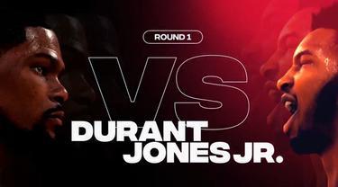 Berita Video Derrick Jones Jr Kalahkan Kevin Durant Dalam Turnamen E-Sports NBA 2K20