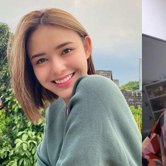 6 Gaya Rambut Terbaru Amanda Manopo Dipotong Super Pendek Hot Liputan6 Com