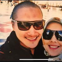 Arie Untung dan Fenita Arie (Foto: Instagram)