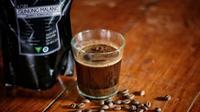 Hampir setiap kecamatan di Purbalingga memiliki kopi unggulan, seperti kopi Arabika dari Dusun Gunung Malang, Desa Serang, Kecamatan Karangreja. (Liputan6.com/Galoeh Widura)