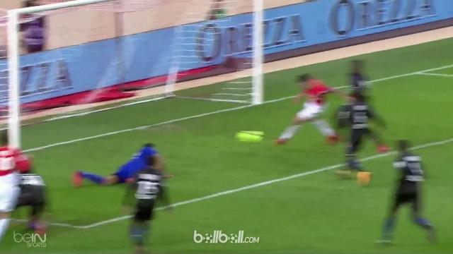 Radamel Falcao mencetak gol penyama di menit ke-92 untuk memastikan hasil imbang Monaco 2-2 atas Nice, dalam laga lanjutan Ligue 1...