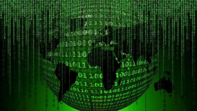 Ilustrasi data pribadi, perlindungan data pribadi. Kredit: Gerd Altmann via Pixabay