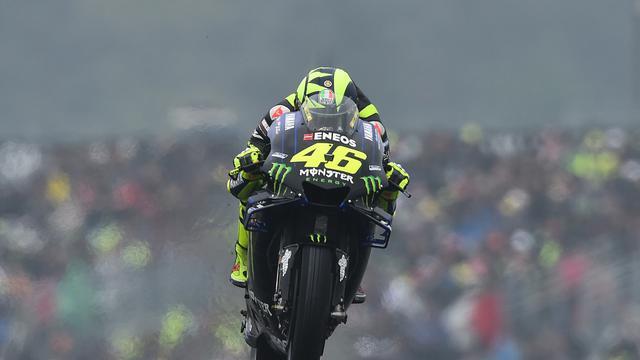 Valentino Rossi, MotoGP Prancis