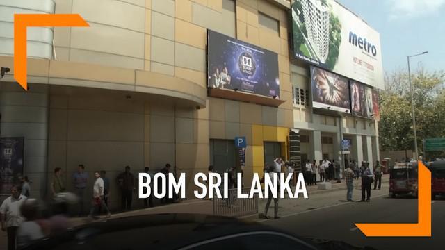 Teror bom di Sri Lanka terus berlanjut, kali ini bom meledak pada sebuah bioskop di pusat kota Kolombo.