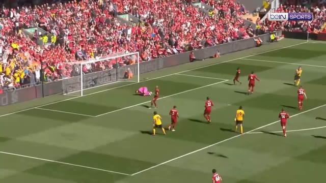 Berita video highlights Premier League antara Liverpool menghadapi Wolverhampton yang berakhir dengan skor 2-0.