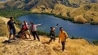 Foto: Keindahan bukit Lia Ga di Kabupaten Ende, NTT (Liputan6.com/Dion)
