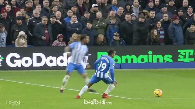 Brighton menuai kemenangan penting 3-1 atas West Ham dalam duel lanjutan Liga Inggris, Sabtu (3/2). Hasil ini membuat Brighton men...