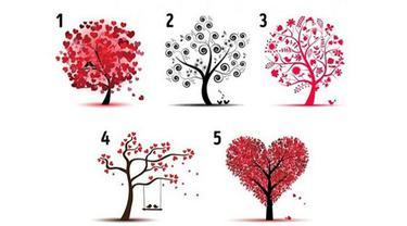 Pilih Satu Gambar Pohon Ini untuk Ungkap Sikapmu dalam Hubungan Cinta