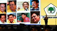 Pembukaan Munaslub Golkar di Bali Nusa Dua Convention Center (BNDCC), Kabupaten Badung, Bali, Sabtu (14/5/2016). (Liputan6.com/Johan Tallo)