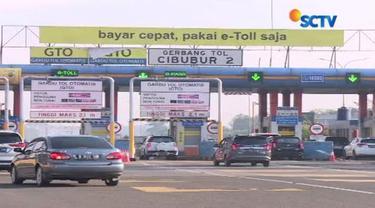 BPTJ akan menerapkan aturan aturan ganjil genap di gerbang Tol Cibubur 2 arah Jakarta.