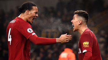 Liverpool Curi Poin di Markas Wolverhampton Wanderers