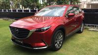 Mazda CX-9 berada di kelas premium dengan harga Rp 798 juta. (Foto: Septian Pamungkas)