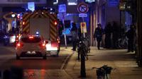 Penembakan maut terjadi di kota Strasbourg di timur Prancis, Selasa 11 Desember 2018 malam (AFP)