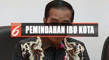 Ada tiga provinsi menjadi pilihan. Kalimantan Tengah, Kalimantan Timur, dan Kalimantan Selatan.