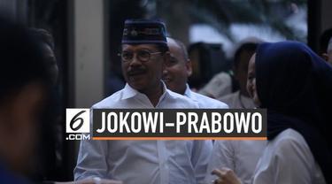 Partai Nasional Demokrat menyoroti pertemuan Joko Widodo dan Prabowo hari Sabtu (13/7) lalu. Pertemuan itu dinilai sebagai ajang bersatunya dua kubur yang berjarak.
