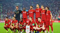 Liverpool. (Dok. Twitter/LFC)