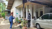 Rumah Panglima Kekaisaran Sunda Nusantara yang berada di Jalan Ciliwung, Kelurahan Kemirimuka, Kecamatan Beji, Kota Depok. (Liputan6.com/Dicky Agung Prihanto)