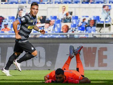 Inter Milan Curi Poin di Kandang Lazio