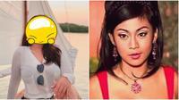 Ayu Anjani dulu dan kini (Sumber: Instagram/real.ayuanjani/YouTube/Rondo teles Chanel)